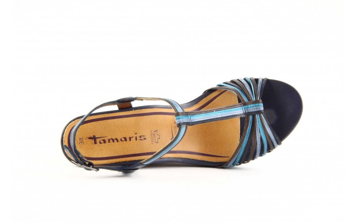 Tamaris 28355 blue comb 2
