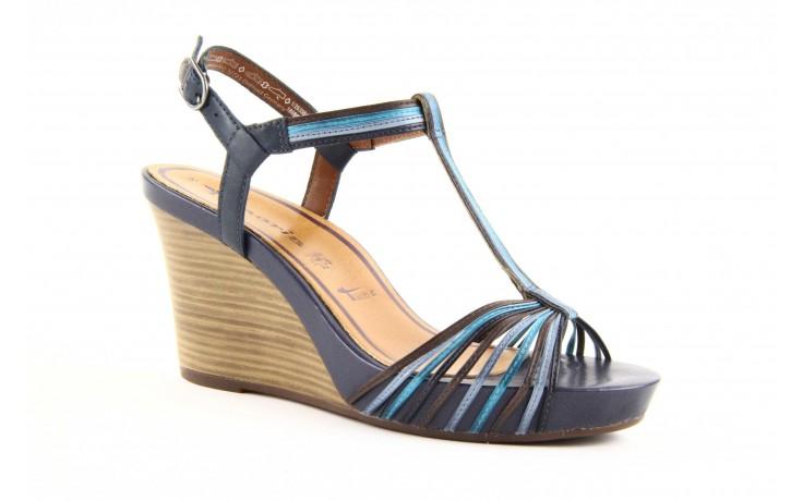 Tamaris 28355 blue comb - nasze marki 4