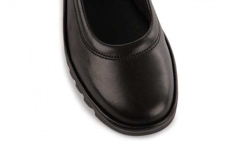 Półbuty the flexx a206-04 black, czarny, skóra naturalna - the flexx - nasze marki 6