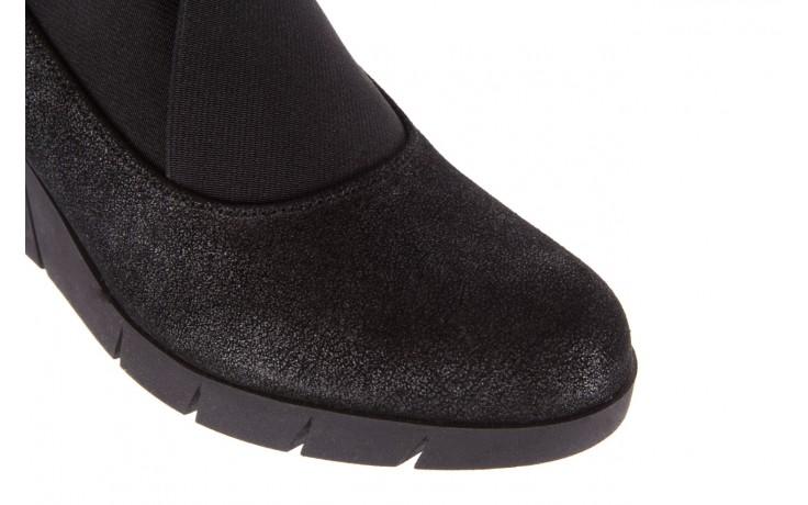 Botki the flexx d4507-06 black, czarny, skóra naturalna  - the flexx - nasze marki 5