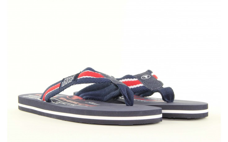 Tom tailor 5481601 navy-red 3