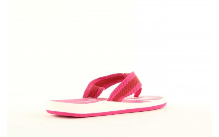 Klapki tom tailor 5491701 pink, róż, guma 1