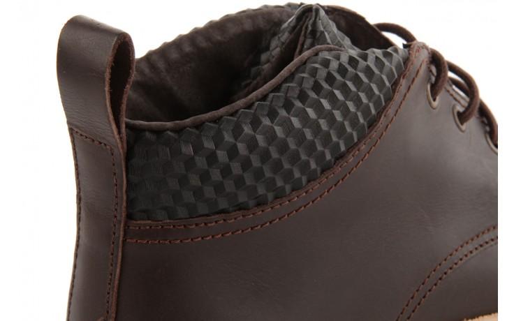 Trzewiki tresor-079 6001 euro black, czarny, skóra naturalna - tresor - nasze marki 6