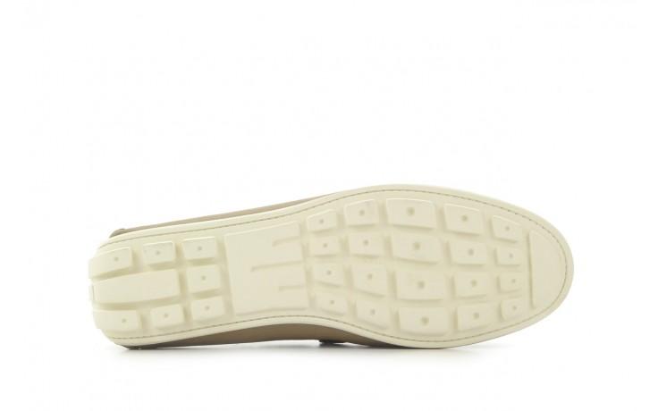 Mokasyny tresor-113 6810 cenere, brąz, skóra naturalna - mokasyny i espadryle - buty męskie - mężczyzna 4