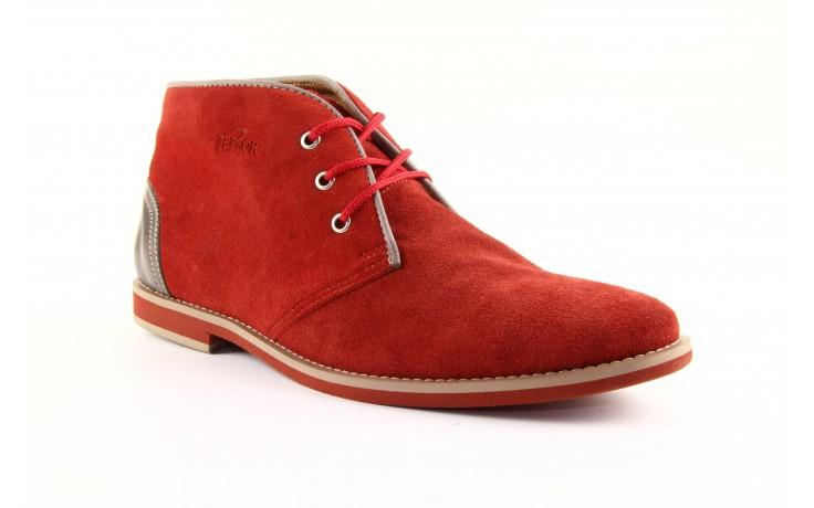 Tresor-tb 215 czerwony welur - tresor - nasze marki 1