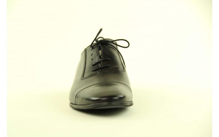 Półbuty tresor-tr 3153 czarny, skóra naturalna  - tresor - nasze marki 1