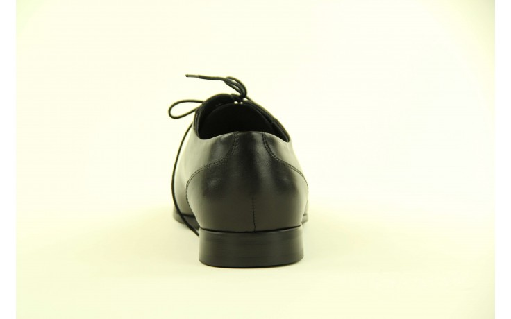 Półbuty tresor-tr 3153 czarny, skóra naturalna  - tresor - nasze marki