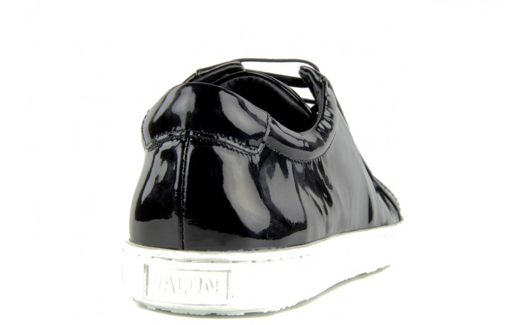 Pólbuty valuni 8964 black, czarny, skóra naturalna - trampki - buty męskie - mężczyzna 2