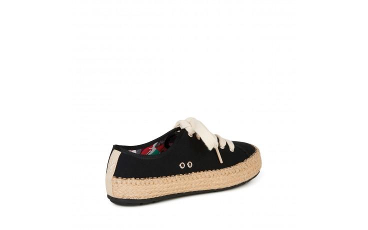 Trampki emu agonis black, czarny, bawełna - emu - nasze marki 3