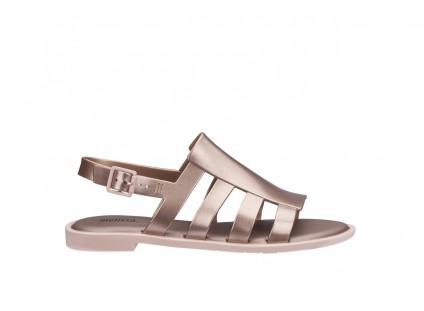 Melissa Boemia III Ad Shine Pink Metallic Pink