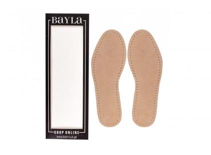 Bayla-139 SL Wkładki skórzane na lateksie 286