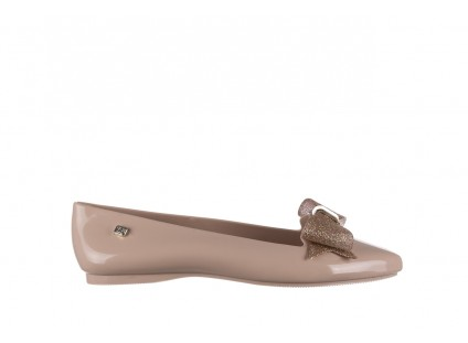 Baleriny T&G Fashion 22-1448315 Nude, Beż, Guma