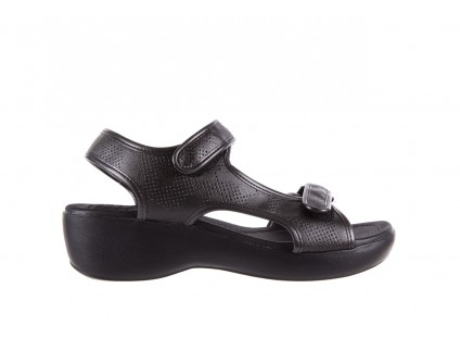 Azaleia 346 602 Perf Black