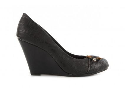 Azaleia 414-903 Croco Black