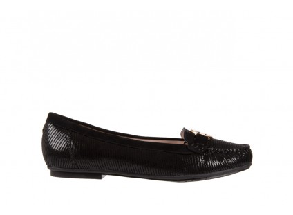 Bayla-018 1677-5 Black Lizard Black