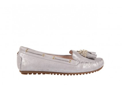 Bayla-018 317-253 Light Grey Light Gold