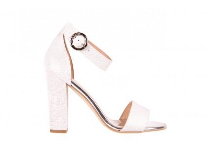 Bayla-056 8024-1332 Białe Sandały