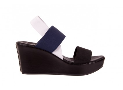Bayla-116 16157 Black Navy White