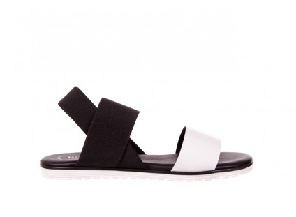Bayla-116 16161 White Black Black