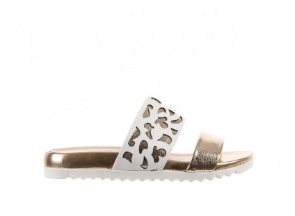 Bayla-161 006-5177-8502 Gold White Shiny
