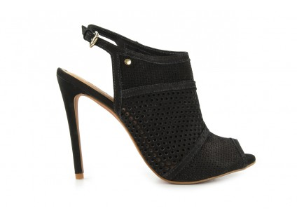 Bayla-Cr 106658 Nobuck Black