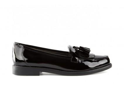 Bayla-018 1556-6 Black Patent Leather