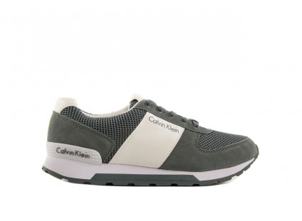 Calvin Klein Jeans Dusty Mesh Washed Nubuck Smoot Dusty Blue