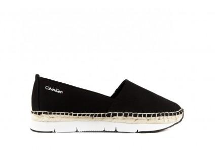 Calvin Klein Jeans Genna Canvas Black