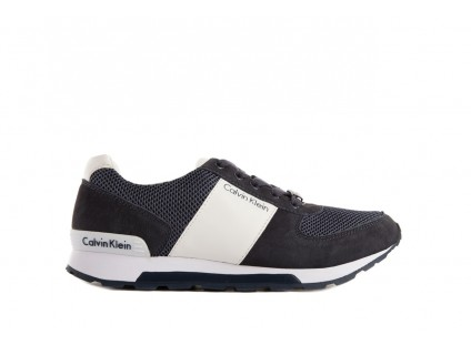 Calvin Klein Jeans Dusty Mesh Washed Nubuck Smoot Navy