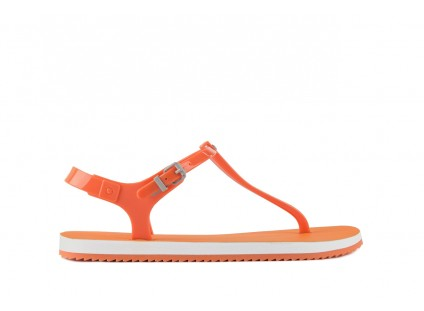 Calvin Klein Jeans Savanna Jelly Orange Fluo.