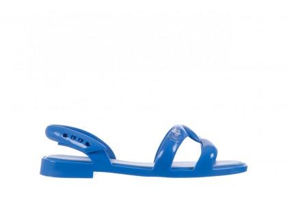 Sandały Melissa Tube Sandal Jeremy Sc Blue, Niebieski, Guma