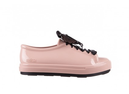 Melissa Be + Disney Ad Pink Black