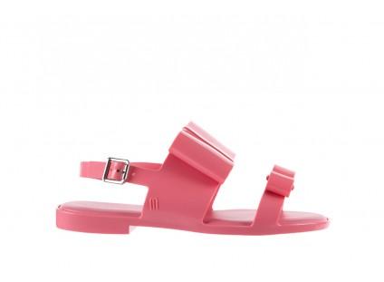 Sandaly Melissa Classy II Ad Pink, Róż, Guma