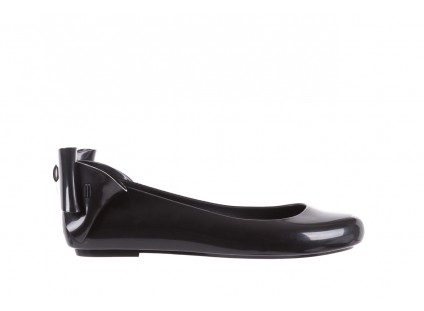 Melissa Space Love Bow II Ad Black