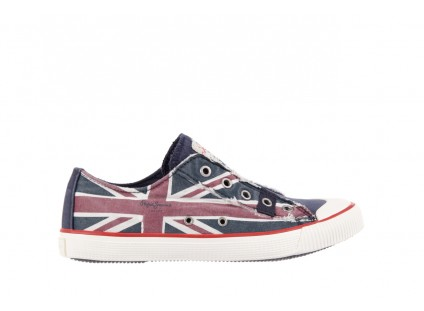 Pepe Jeans PBS30184 Industry Jack Low 575 Naval Blue