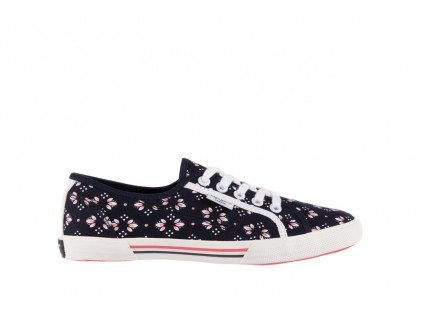 Pepe Jeans PLS30270 Aberlady Fish Print 580 Sailor