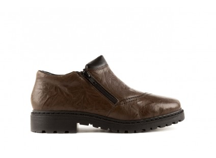 Rieker 56382-25 Brown Combination