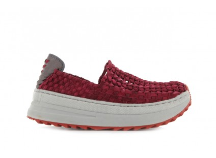 Rock Full Breath Up Washed Bordo