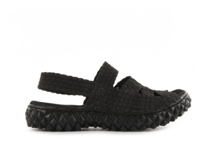 Rock Sandal 4 Black