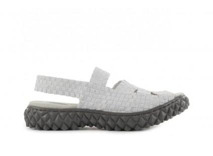 Rock Sandal 4 White