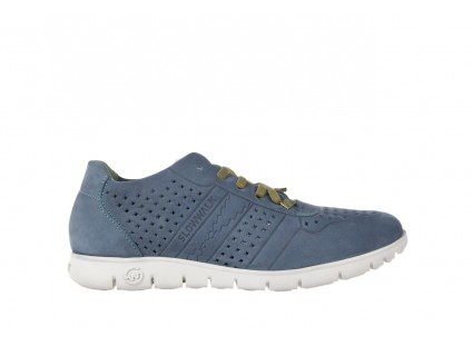 Slowwalk 10061 Nobuck Navy