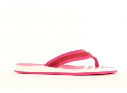 Klapki Tom Tailor 5491701 Pink, Róż, Guma