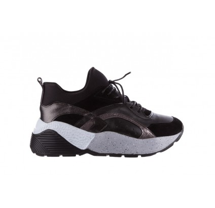 Bayla-155 385-2758 Czarne Sneakersy