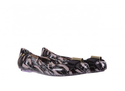 Melissa Space Love Jason Wu II AD Pink Black