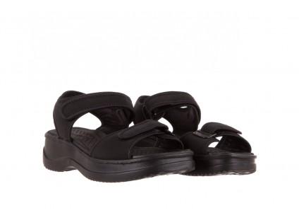 Azaleia 320 750 Nobuck Black