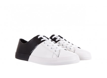Calvin Klein Jeans Wanda Matte Smooth Black-White 3