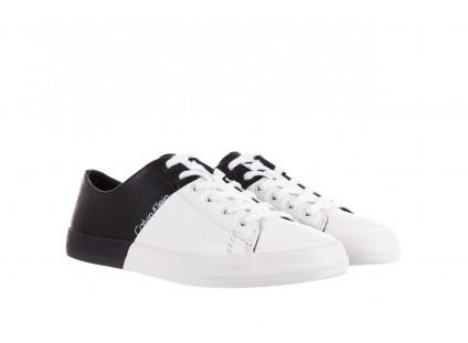 Calvin Klein Jeans Wanda Matte Smooth Black-White 3
