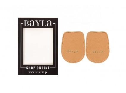 Bayla-139 PWSL Półwkładki ze skóry na lateksie 163