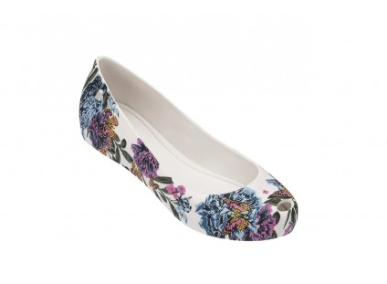 Melissa Ultragirl 3db Ad White Blue