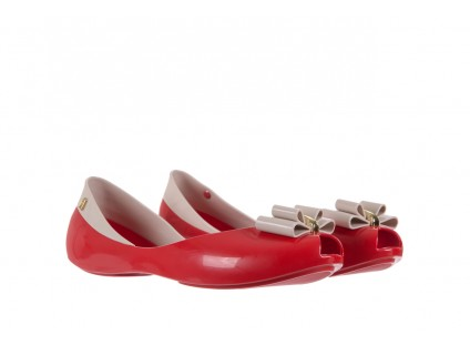 Melissa Queen V AD Red Beige